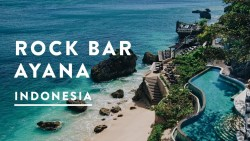 ROCK BAR BALI AYANA RESORT SUNSET | Jimbaran Travel Vlog 006, 2016