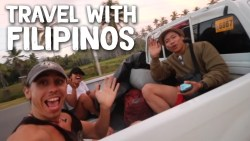 Siargao to Butuan City with Friendly Filipinos I just met 🇵🇭 Philippines Travel Vlog Ep 22