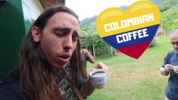 THIS IS WHERE THE WORLD'S BEST COFFEE COMES FROM : Colombia Travel Vlog Ep7 Gringo explori ...