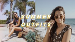 Thrifted Summer Outfits of the Week