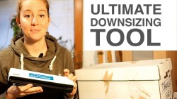 Ultimate Downsizing Tool: A Portable Scanner – Minimalism