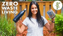 Woman Drastically Reduces Her Waste on a Journey to Zero Waste Living