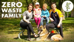 Zero Waste Family Makes No Household Garbage for 3 Years!