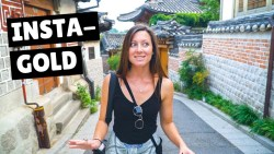 EXPLORING SEOUL'S GRAND PALACE + Korean Fried Chicken!