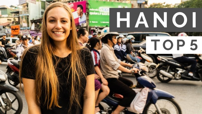 Top 5 BEST PLACES TO VISIT IN HANOI – 12 Hour Guide