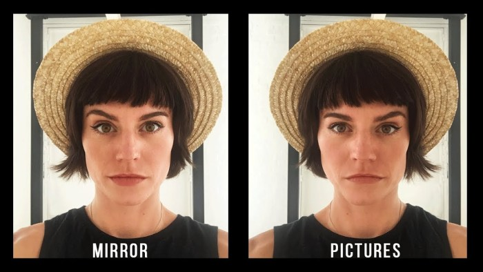 Why You Look Better in The Mirror Than In Photos – 9 Reasons