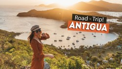 Antigua GIRLS ROAD-TRIP | Snorkeling in the Caribbean