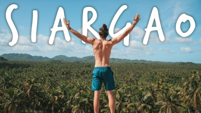 IS TOURISM DESTROYING SIARGAO?