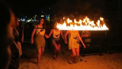 PARTYING IN CAMBODIA – WILD KOH TOCH BEACH PARTY