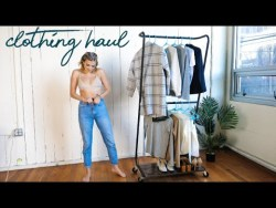 Spring Try On Clothing Haul 2019