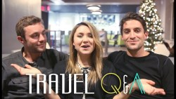 TRAVEL Q&A | w/ Vagabrothers