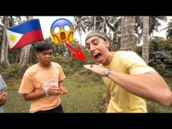 WOULD YOU TOUCH THIS?! 🇵🇭 Philippines Travel Vlog