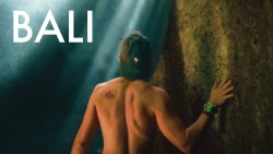 BACK IN BALI – WATERFALL IN A CAVE?