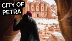 UNCOVERING PETRA | The Middle East Forgotten City of Jordan