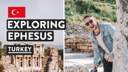 Ancient Epicness – Ephesus & Troy History | Turkey Vlog | Travel Talk Tours #4