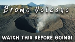 Bromo Volcano, East Java, Indonesia TRAVEL GUIDE