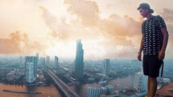 INSIDE THE GHOST TOWER – PERFECT DAY IN BANGKOK THAILAND