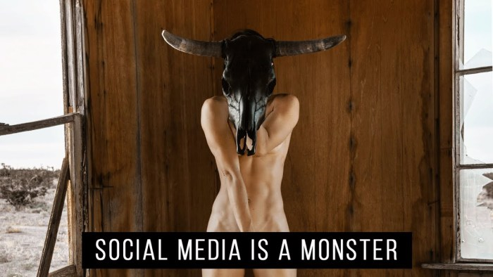 Social Media Is A Monster: My 30 Day Detox