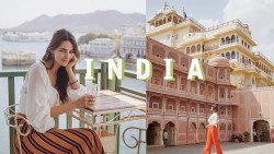 traveling all over india! | ranthambore, udaipur, jaipur