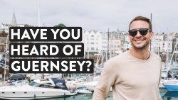 CRUISING TO GUERNSEY | British Channel Islands UK | Cruise Vlog #5