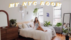 My NYC Room Tour