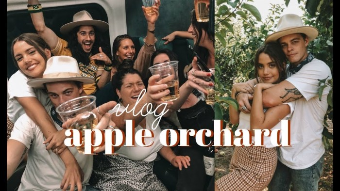 Vlog: NY Apple Orchard | too many ciders later…