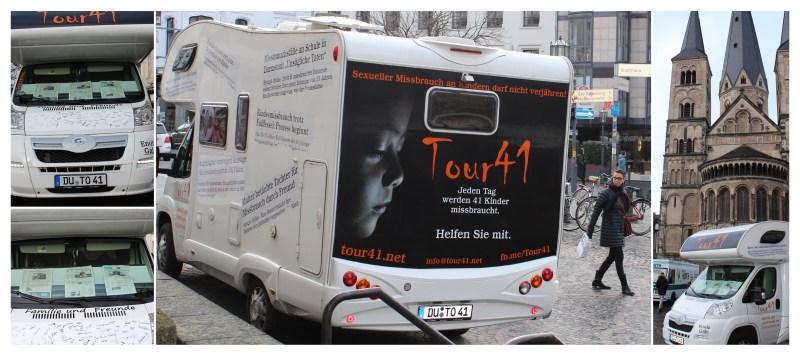 klembrett slalom in bonn 14 januar 2017 tour41 e v gegen kindesmissbrauch. Black Bedroom Furniture Sets. Home Design Ideas