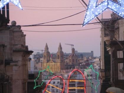 Christmas in Valletta