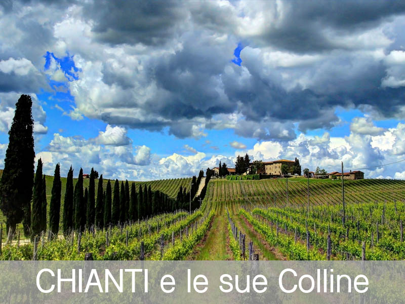 Tour 4x4 drivEvent Chianti