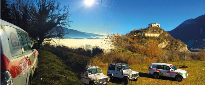 Tour4x4 Lago di Garda e Colli Morenici