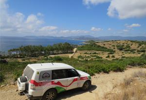 Pajero Mare Sardegna