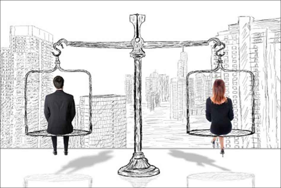 Les salaires homme/femme restent inégaux