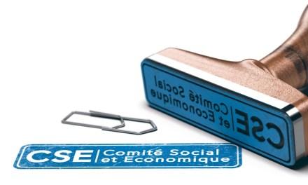 CSE – Réunion du 30 septembre 2020