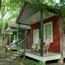 Cajun Village Cottages