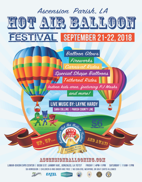 Balloon Fest Flyer