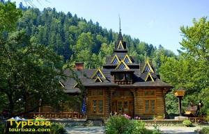 Ресторан_Гуцульщина_Яремче