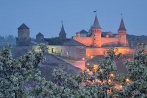Кам'янець-Подільський замок