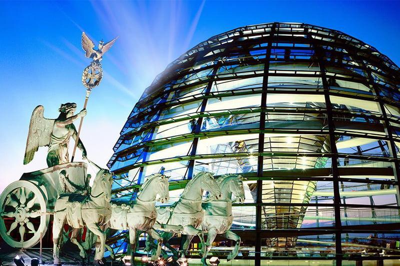 Бліц Прага та Берлін