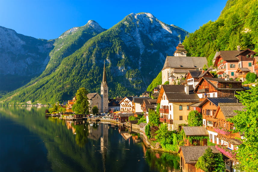 Гальштат, Австрія