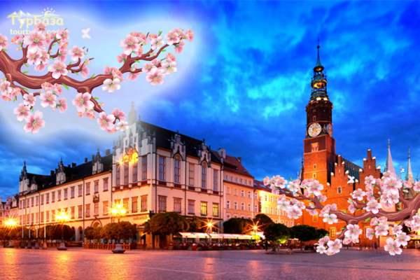 Вікенд у Польщі