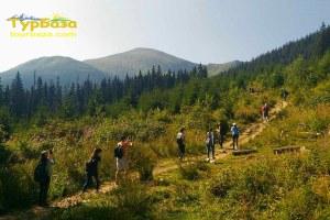 Говерла Карпати гори