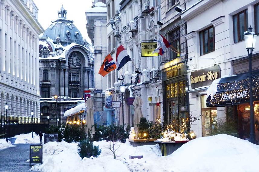 Бухарест