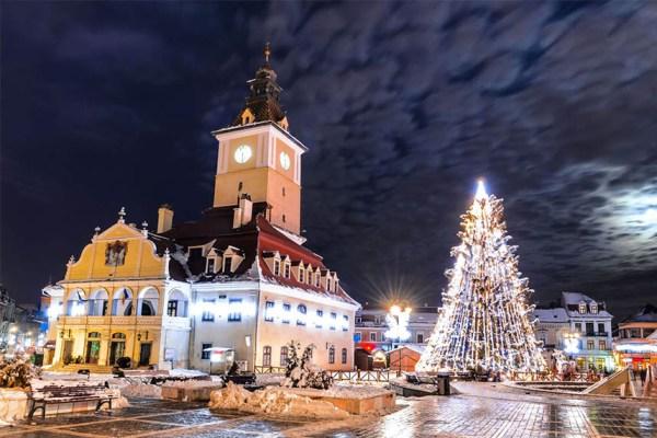 Зимові пригоди в Трансильванії