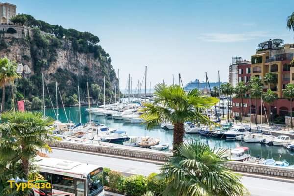 Тури в Монако