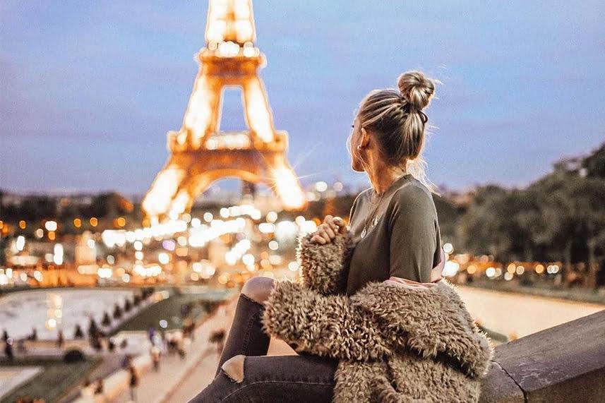 Тури в Париж
