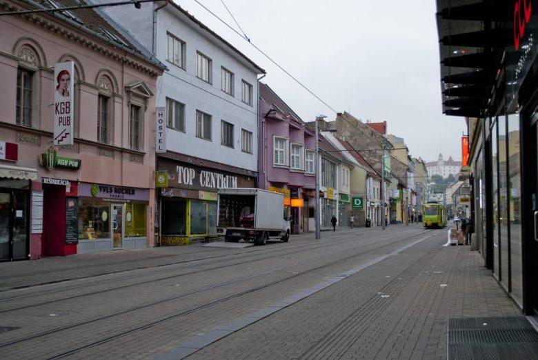 что посмотреть в Братиславе