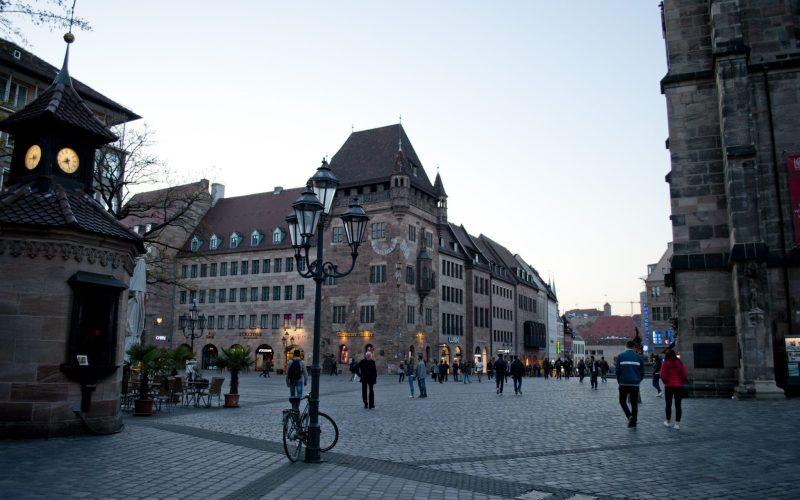 Нюрнберг Дом Нассау