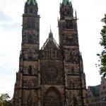 Нюрнберг достопримечательности Церковь Лоренца