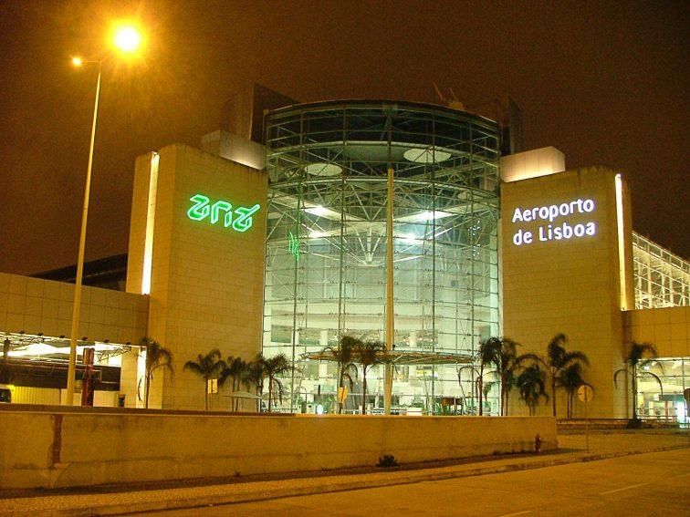 из Лиссабона в Порту Airport Lisbon