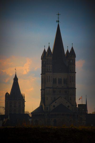 Что посмотреть в Кельне - Большой Святой Мартин